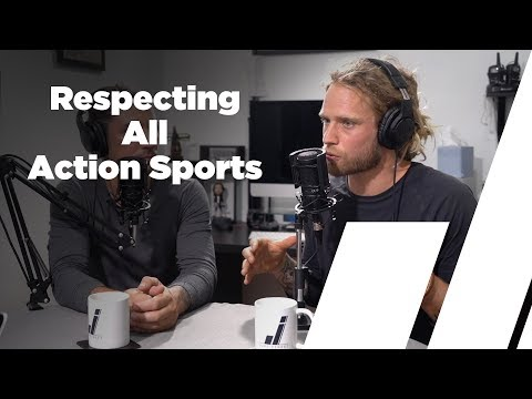 Respecting All Action Sports