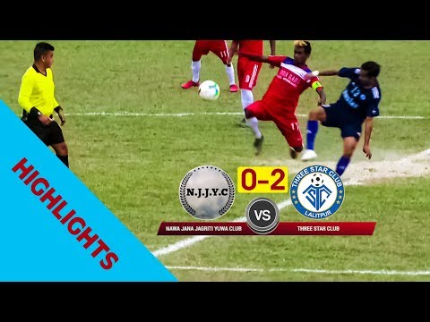 HIGHLIGHTS – NJJYC VS TSC | Nepal Ice 4th Farwest Khaptad Gold Cup 2076