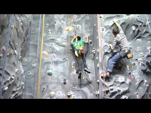 Adaptive Extreme Sports – Rock Climbing (Wheelchair user) (Paraplegic)