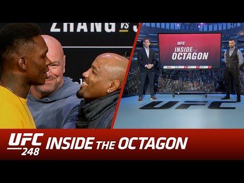 UFC 248: Inside the Octagon – Adesanya vs Romero