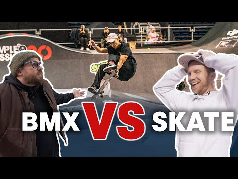 BMX VS SKATE: The Trick Battle Of 2020