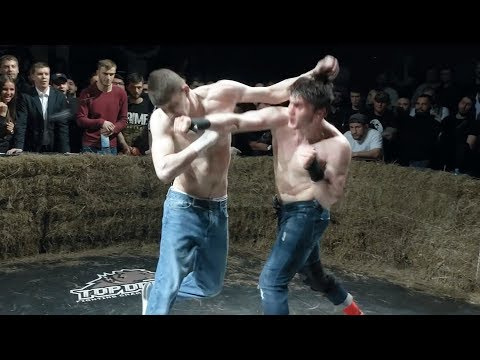FEARLESS vs VALERA | KNOCKOUT, Bare Knuckle Fight HD