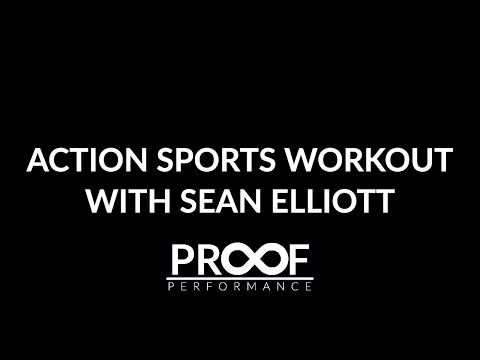 Action Sports Workout with Sean Elliott