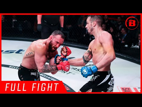 Full Fight | Myles Jury vs. Brandon Girtz – Bellator 239