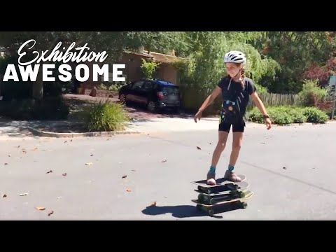 The World of Action Sports | Exhibition Awesome