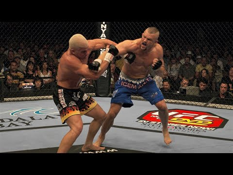 On This Day: Chuck Liddell vs Tito Ortiz 1 | Free Fight