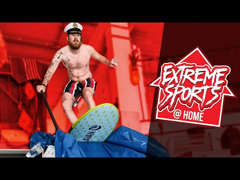 EXTREME SPORTS @ HOME: SURFEN
