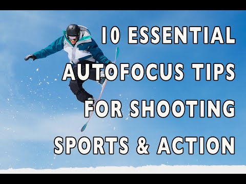 10 Essential Autofocus Tips for Shooting Sports & Fast Action