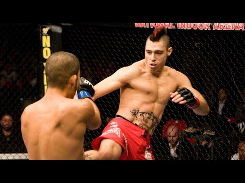 Inside the Octagon: Dan Hardy's UFC Debut