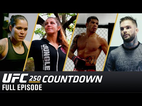 UFC 250 Countdown: Full Episode
