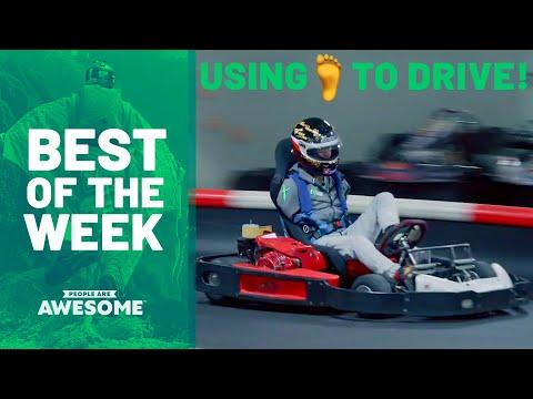 Adaptive Go-Kart Racer & More | Best Of The Week