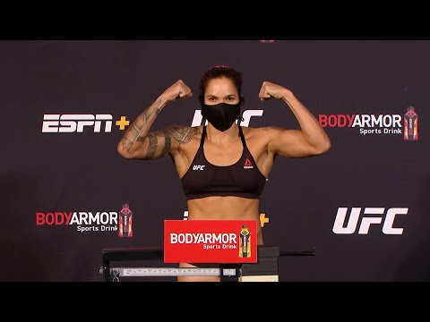 UFC 250: Weigh-in