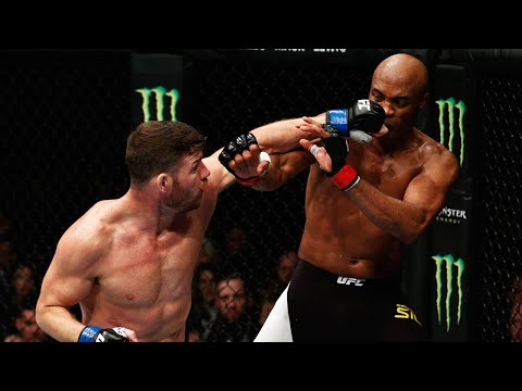 Free Fight: Michael Bisping vs Anderson Silva | 2016