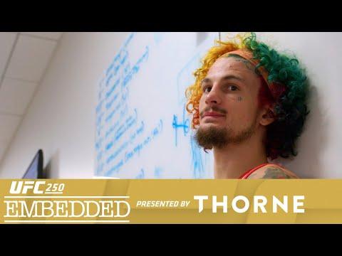 UFC 250 Embedded: Vlog Series – Episode 3