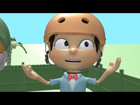 Extreme Sports – News Crews | Cartoon for Kids