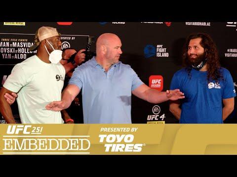 UFC 251 Embedded: Vlog Series – Episode 6