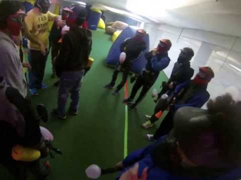 Indoor Extreme Sports paintballing new york