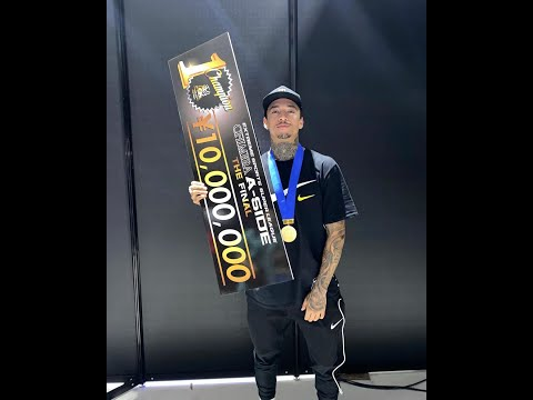 Nyjah Huston JAPAN2020 extreme sports super league Nyjah Huston champion The final