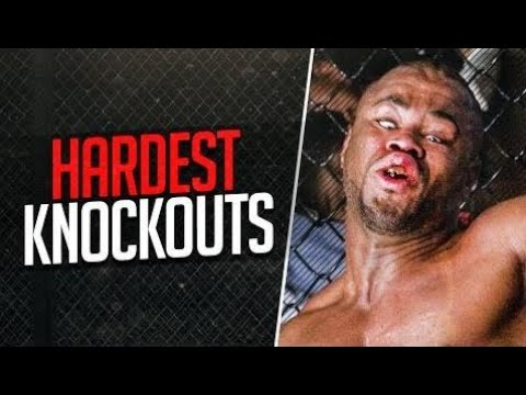 Hardest MMA Knockouts Ever    Top Fights