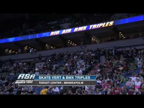 ASA Action Sports World Tour Minneapolis