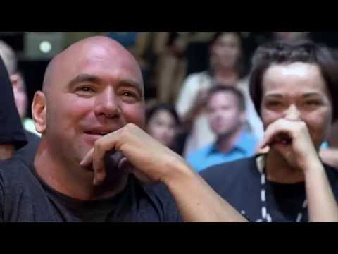 Dana White Lookin' for a Fight – Sage Northcutt Highlight