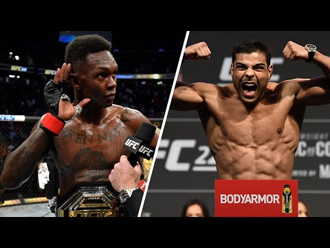UFC 253: Adesanya vs Costa – Undefeated vs Undefeated