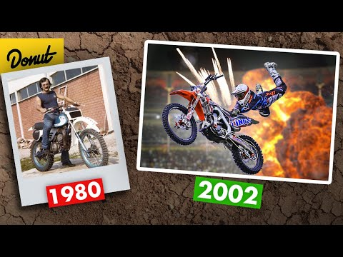 How Motocross Became the Biggest Sport of the Early 00s