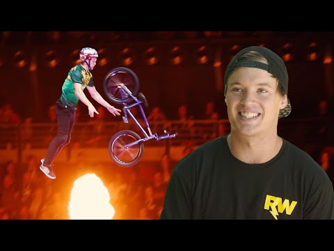 Is He the Greatest Action Sports Athlete?