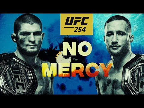 UFC 254: Khabib vs Gaethje – No Mercy | Official Trailer 2