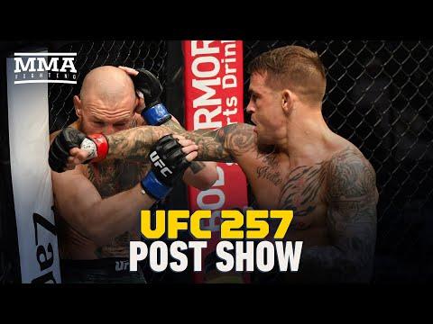 UFC 257: Poirier vs. McGregor Post Show LIVE Stream – MMA Fighting