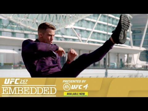 UFC 257 Embedded: Vlog Series – Episode 2