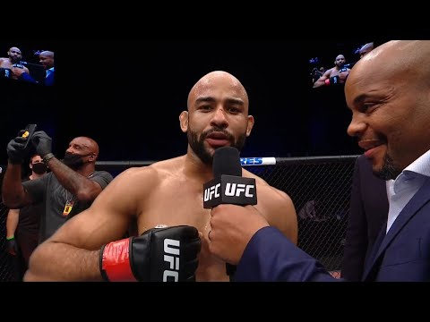 Fight Island 8: Warlley Alves Octagon Interview