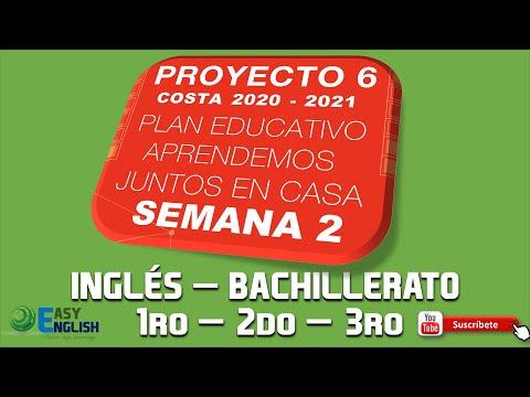 Extreme Sports || Proyecto 6 semana 2 Inglés – Bachillerato – Costa