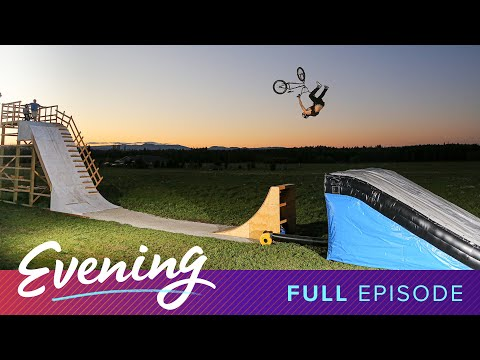 Incredible Action Sports Photos & Bellevue's Barbie Goddess! – Full Episode | KING 5's Evening