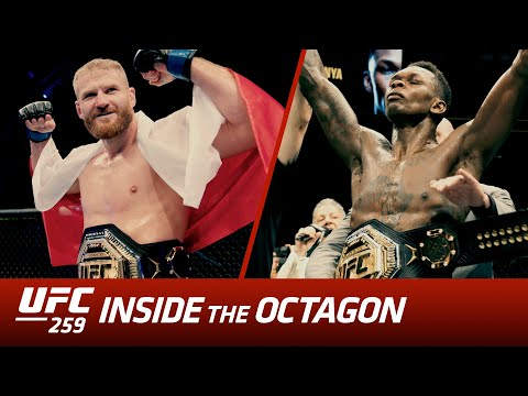 UFC 259: Inside the Octagon – Blachowicz vs Adesanya