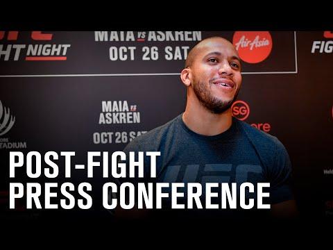 UFC Vegas 20: Post-fight Press Conference