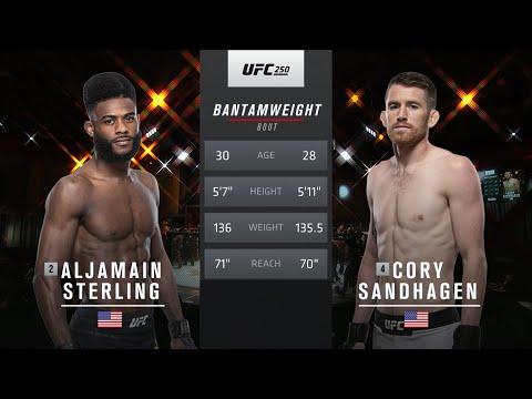 UFC 259 Free Fight: Aljamain Sterling vs Cory Sandhagen