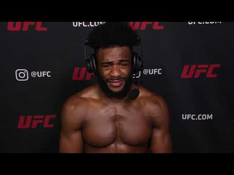 """UFC 259: Aljamain Sterling – """"That's Not The Way I Wanted To Win""""   Post-fight Interview"""