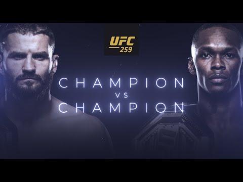 UFC 259: Blachowicz vs Adesanya – Champion vs Champion | Official Trailer 2