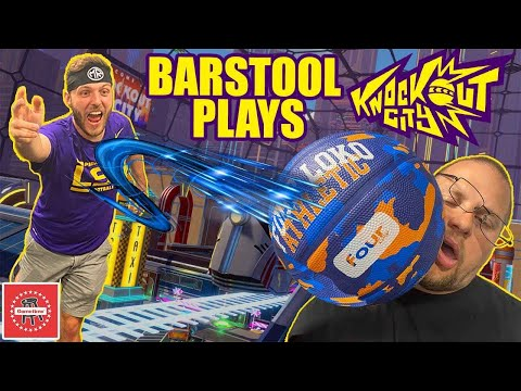 Barstool Sports Takes Dodgeball To The EXTREME In *NEW* Knockout City Game