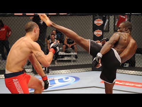 TUF Free Fight: Uriah Hall vs Adam Cella   TUF 17, 2003