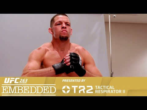 UFC 263 Embedded: Vlog Series – Episode 4