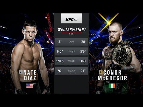 UFC 264 Free Fight: Conor McGregor vs Nate Diaz 2