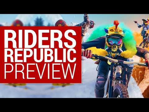Riders Republic Gameplay Preview | Next-Gen Extreme Sports