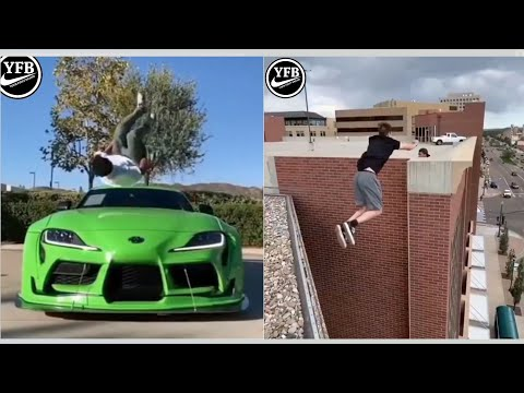 🔥 Extreme Parkour and Freerunning/  Best Of Wall Climbing / Extreme Sports Compilation Best Parkour