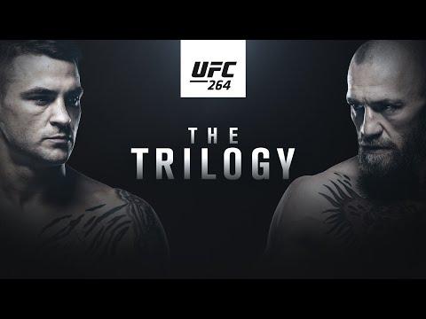 UFC 264: Poirier vs McGregor 3 – The Trilogy   Official Trailer   July 10