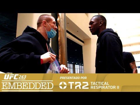 UFC 263 Embedded Español: Episodio 3