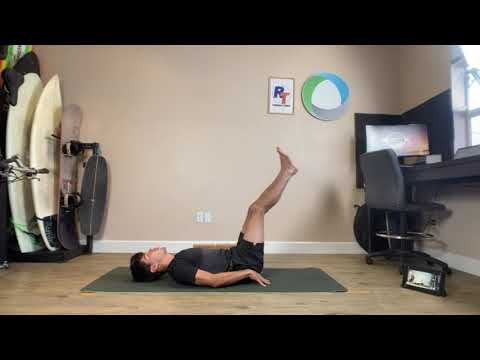 Action Sports 15 Min Yoga Style Core Workout (NO EQUIPMENT!)