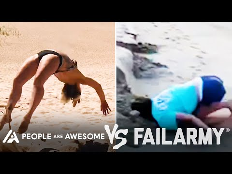 Epic Backflip Wins Vs. Fails & More! | People Are Awesome Vs. FailArmy