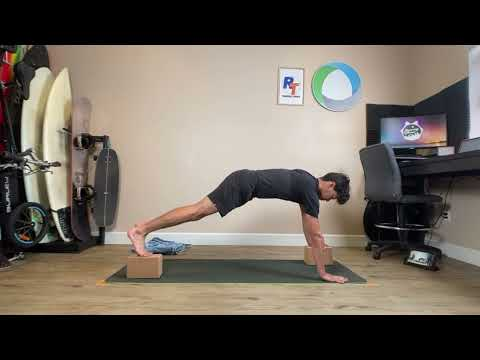Action Sports 15 Min Yoga Style Arm Workout (NO EQUIPMENT!)